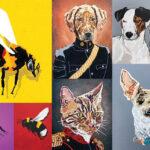 Gallery Box Art pets