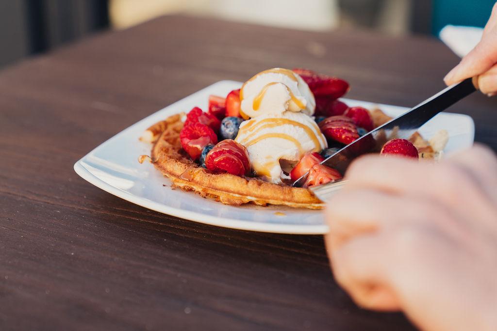 waffles felixstowe