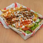 vegan dirty fries