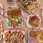 Hanks Dirty vegan feast