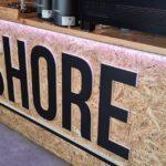 Shore specialty coffee shop in Felixstowe