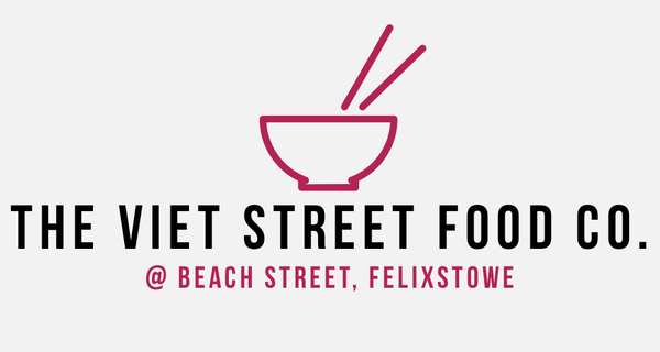 Pink and black branding for Viet Street Food Co
