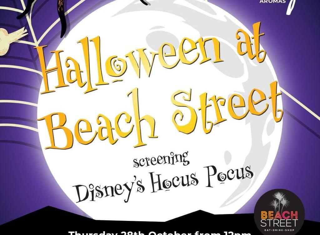 What's on at Beach Street Felixstowe this autumn?